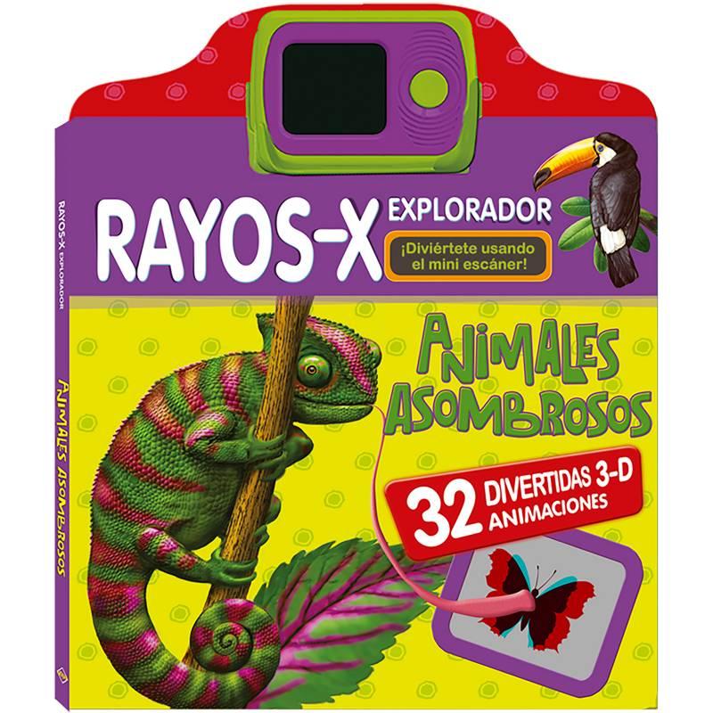 LEXUS - Rayos X Animales Asombrosos