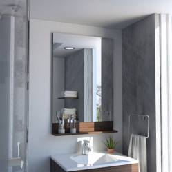 RTA MUEBLES - Espejo de Baño amaretto