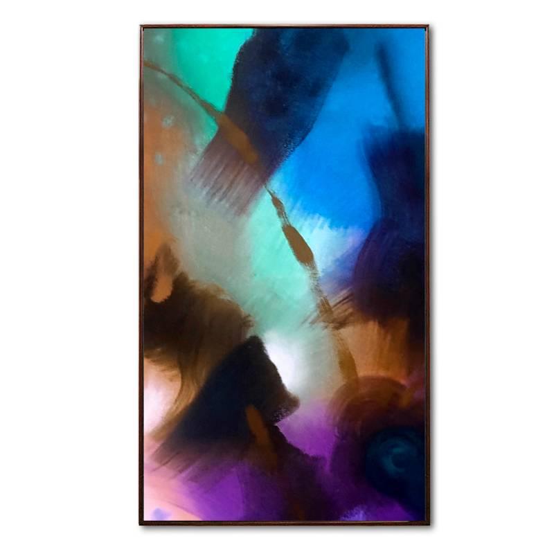 Sándalo - Abstracto 60 x 100 cm - 1