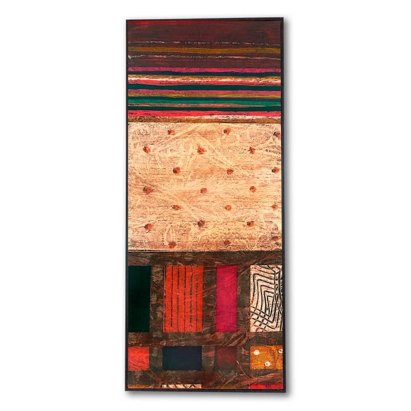 Sándalo - Abstracto 30 x 70 cm - 4