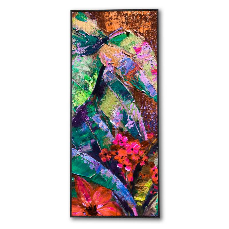 Sándalo - Abstracto 30 x 70 cm - 8