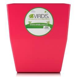 Viridis - Matera Plástico 100% Reciclado Pequeña Magenta
