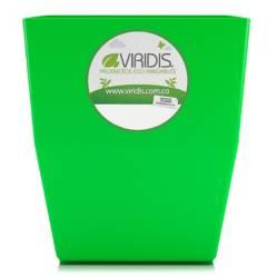 Viridis - Matera Plástico 100% Reciclado Pequeña Verde