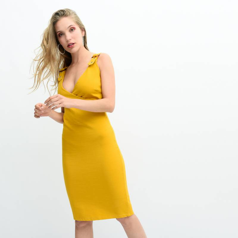 ELA - Vestido Medio Formal