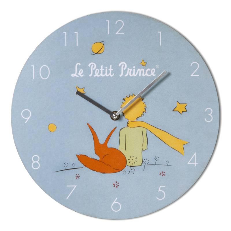 Principito - Reloj Azul Principito Y Zorro