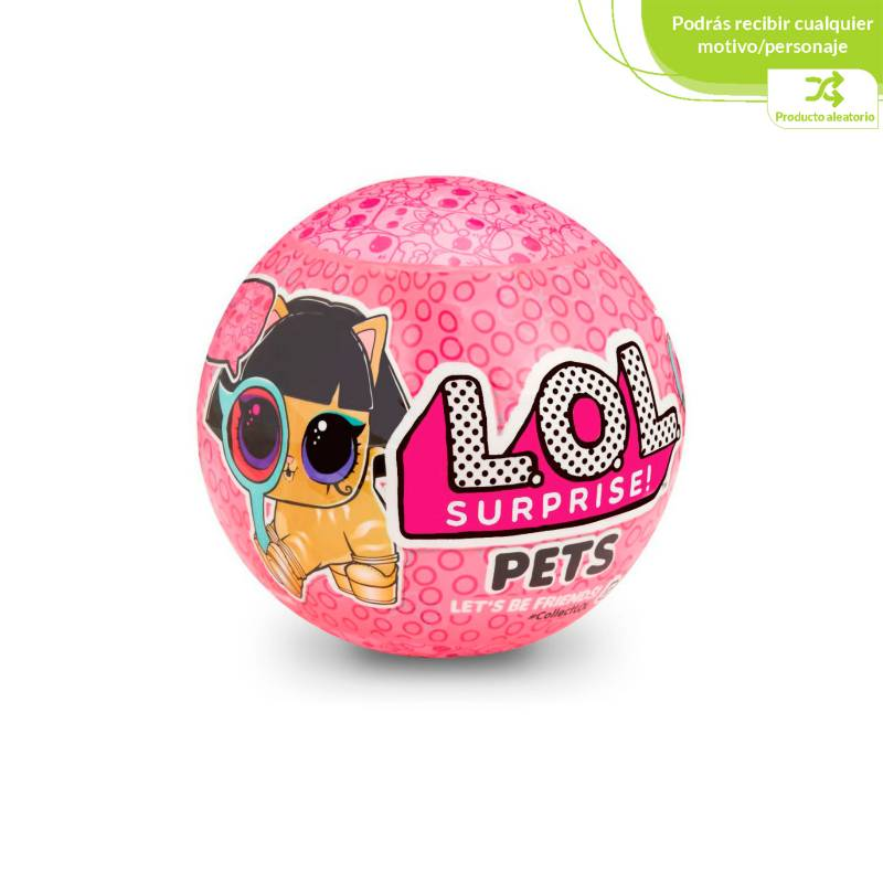 LOL - Mascota 7 Sorpresas