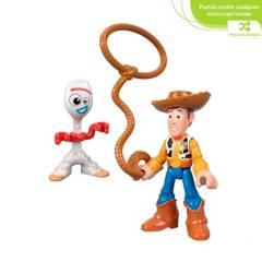 Imaginext - Imaginext Toy Story Figuras Básicas