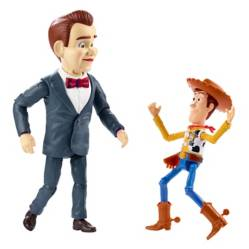 Toy Story - Woody & Benson