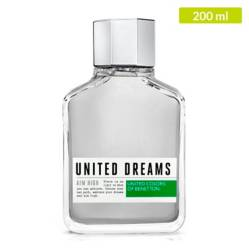 Perfume United Colors Of Benetton United Dreams Aim High Hombre 200 ml