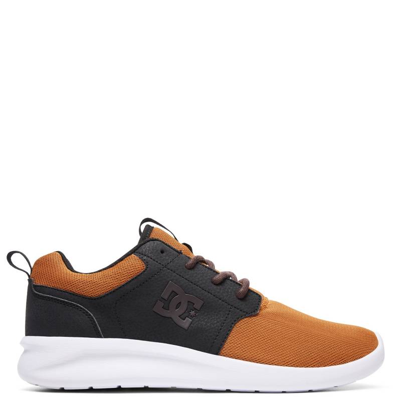 Dc Shoes - Tenis Skate Hombre Midway SN