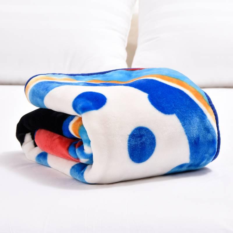 Disney - Cobija Baby Disney 110 X 140 Cm Mickey Puntos Azules