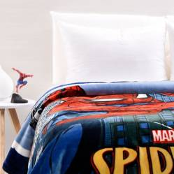 Marvel - Cobija Sencilla Marvel Spiderman