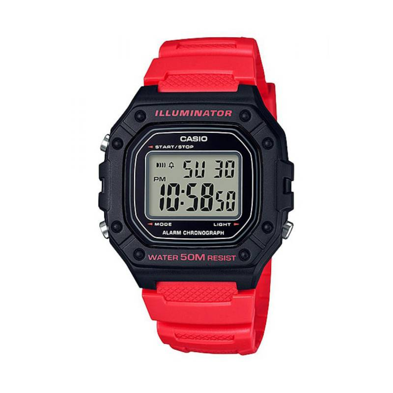 Casio - Reloj digital Hombre