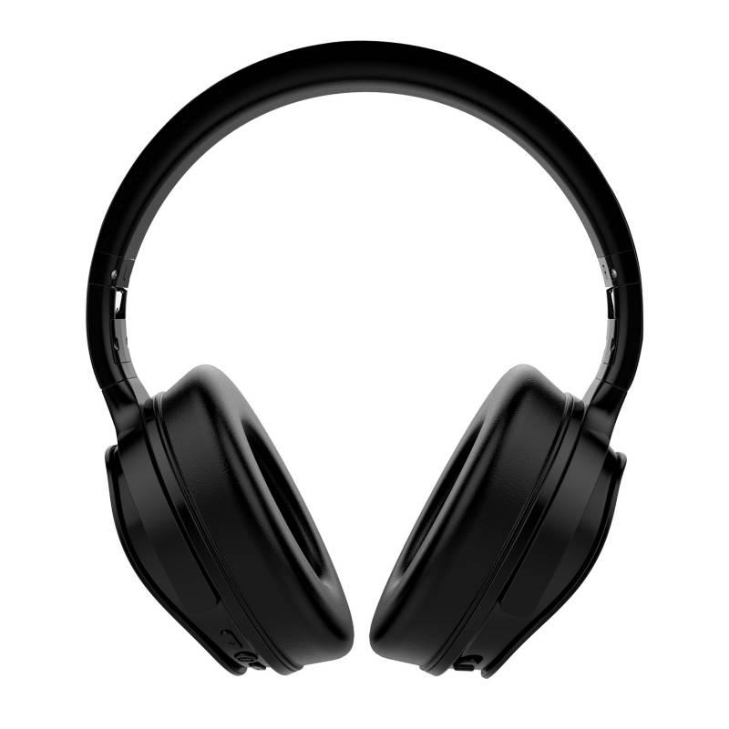 Aiwa - Audífonos Diadema Bluetooth con Cancelación de Ruido y Manos Libres AW8NCBT