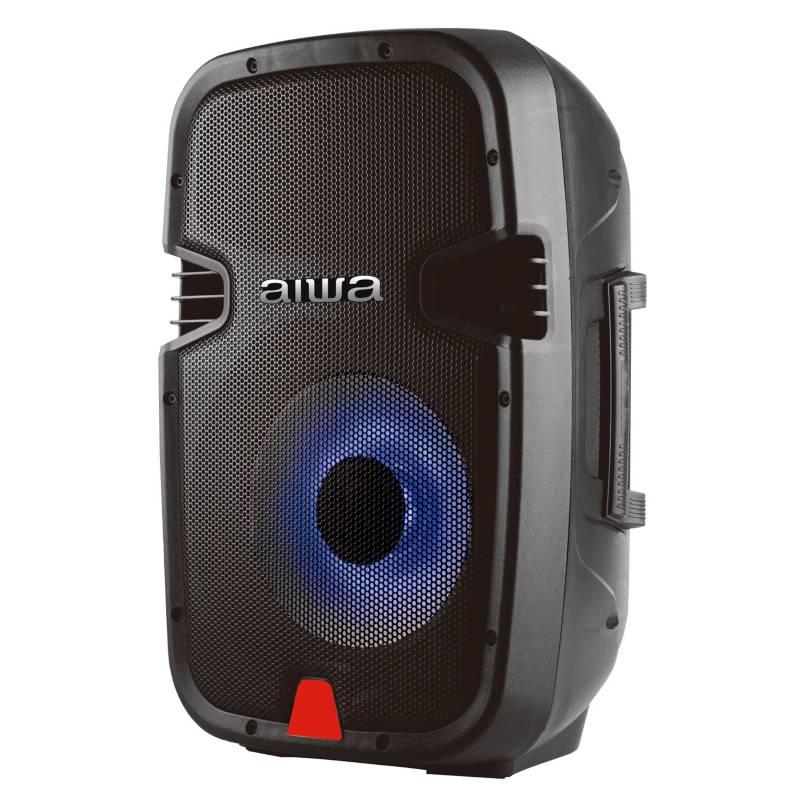 """Aiwa - Cabina Activa Parlante Bluetooth Recargable 80W 12"""" AIWA"""