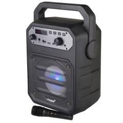 Bowmann - Parlante Bluetooth Tws Cabina Portatil Recargable Usb Fm Bowmann