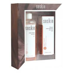 Soskin - Set Hidratante Facial R+ (Super Moist Mask + Tónico)