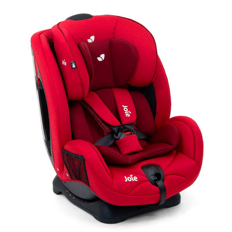 Joie - Silla Carro Stages Gr 0, 1 y 2 Rojo
