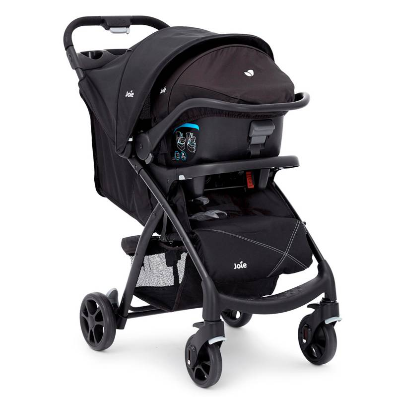 Joie - Coche Travel System Muze Lx Negro