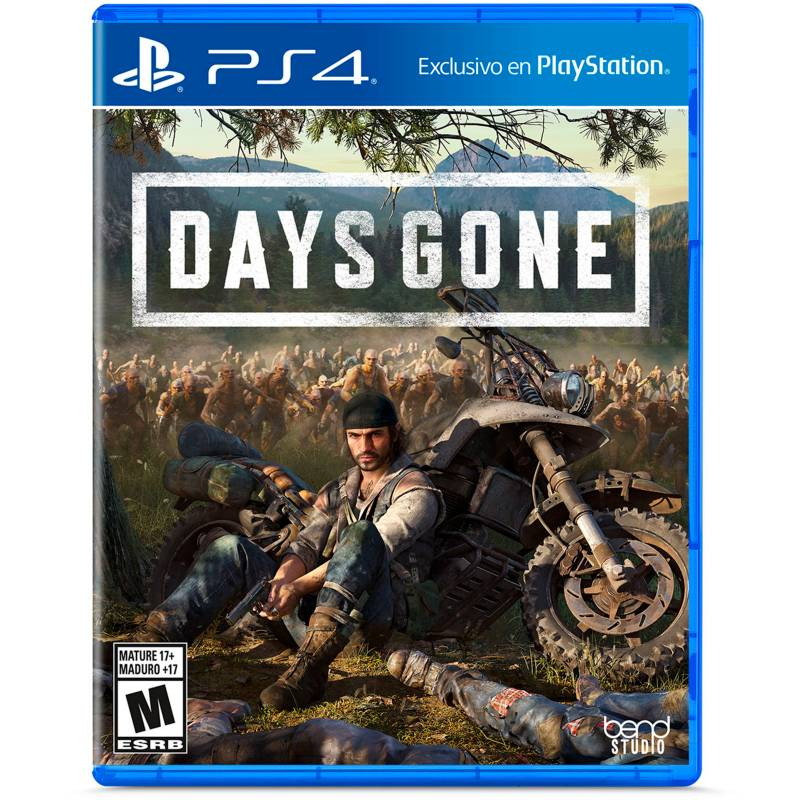 Siea - Videojuego PS4 Days Gone Siea