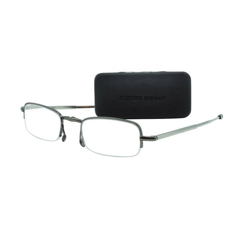 Foster Grant - Gafas Mic Gordon Ma Mtl Gris