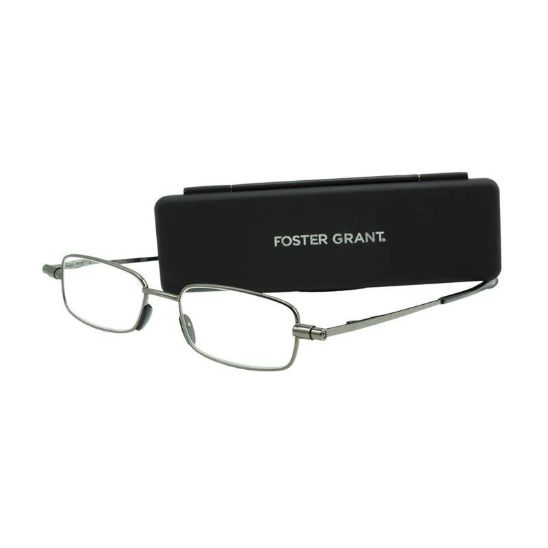 Foster Grant - Gafas Gavin Ac Mtl Negro