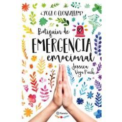 Editorial Planeta - ¿Yoga O Clonazepam? Botiquín De Emergencia Emocional - Jessica Vega Puch
