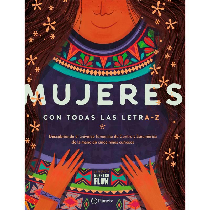 Editorial Planeta - Mujeres Con Todas Las Letra-Z
