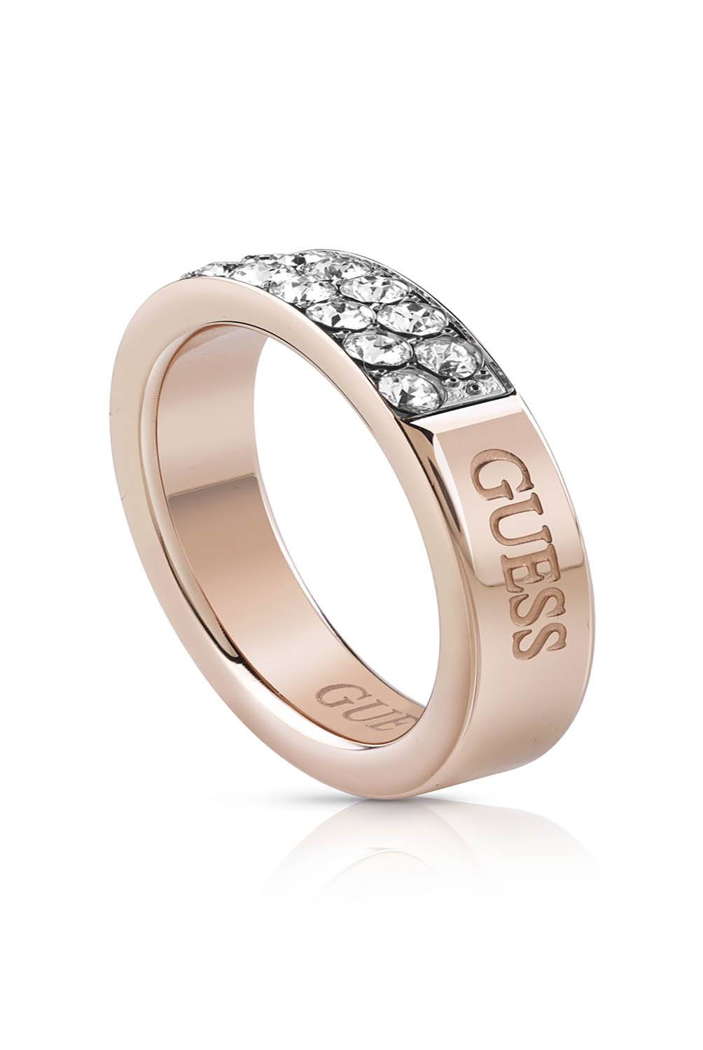 Guess - Anillo Guess Embrace UBR78021-54