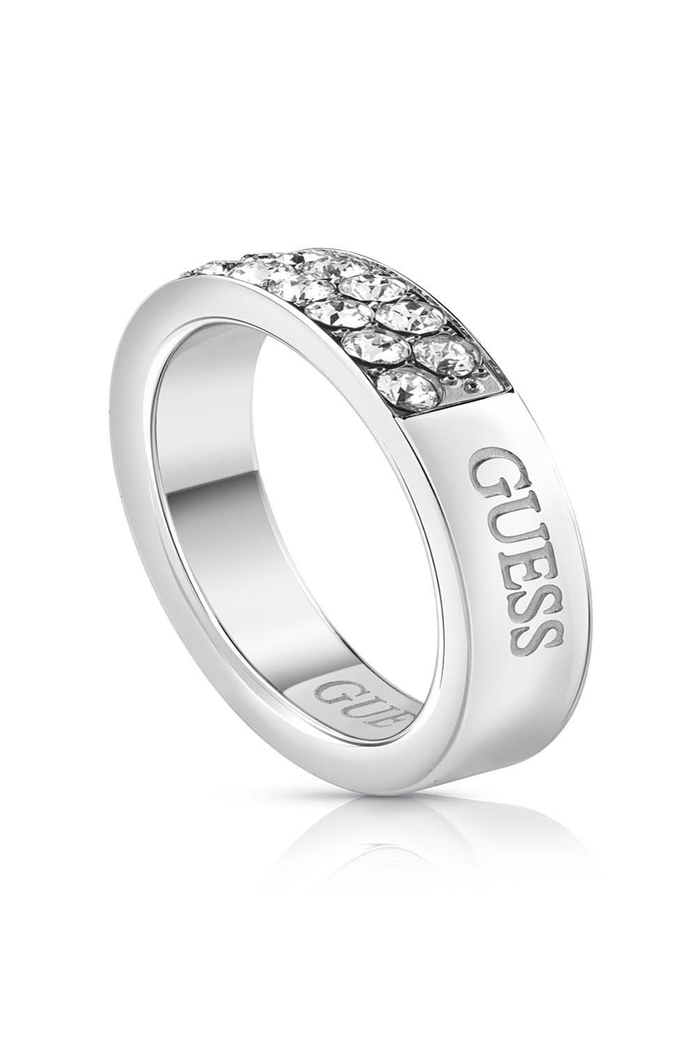 Guess - Anillo Guess Embrace UBR78019-54