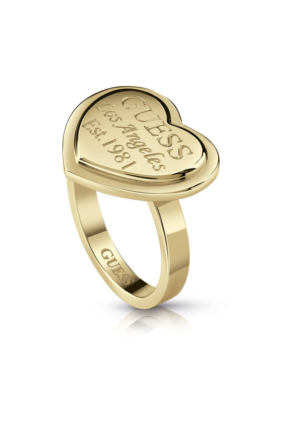 Guess - Anillo Guess Follow My Charm UBR28007-56