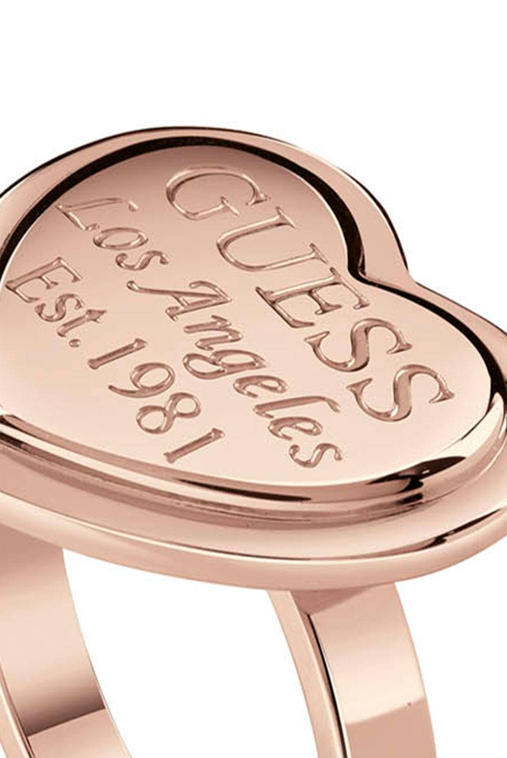 Guess - Anillo Guess Follow My Charm UBR28008-54
