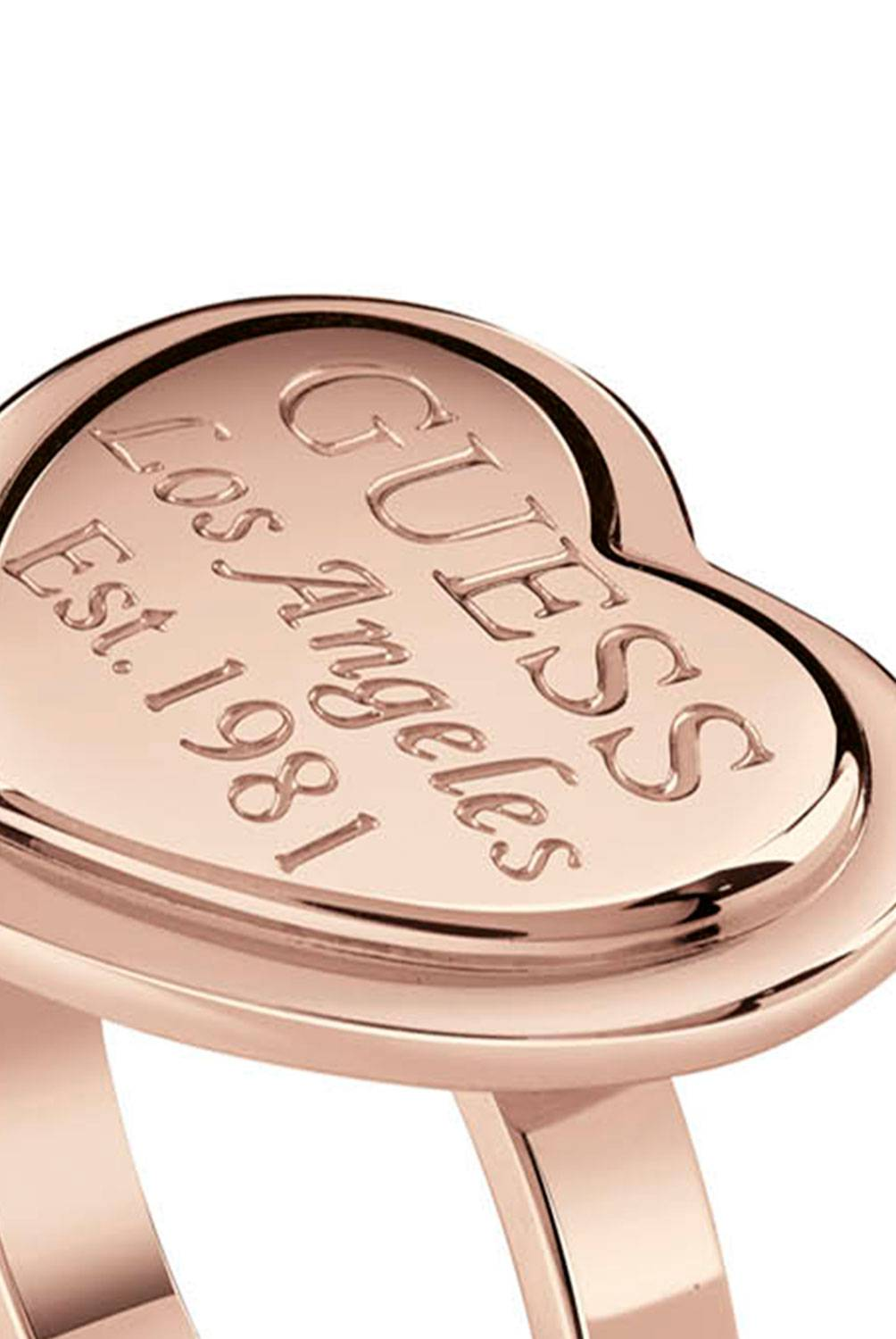 Guess - Anillo Guess Follow My Charm UBR28008-56
