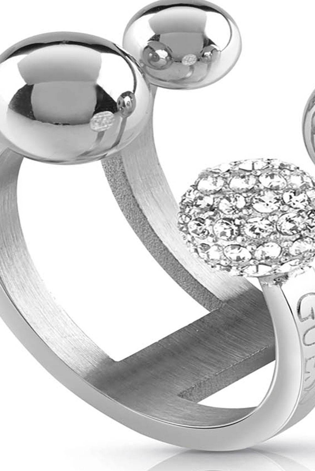 Guess - Anillo Guess Pompom UBR78015-54