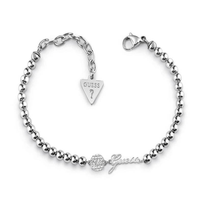 Guess - Pulsera Guess Pompom UBB78076-S