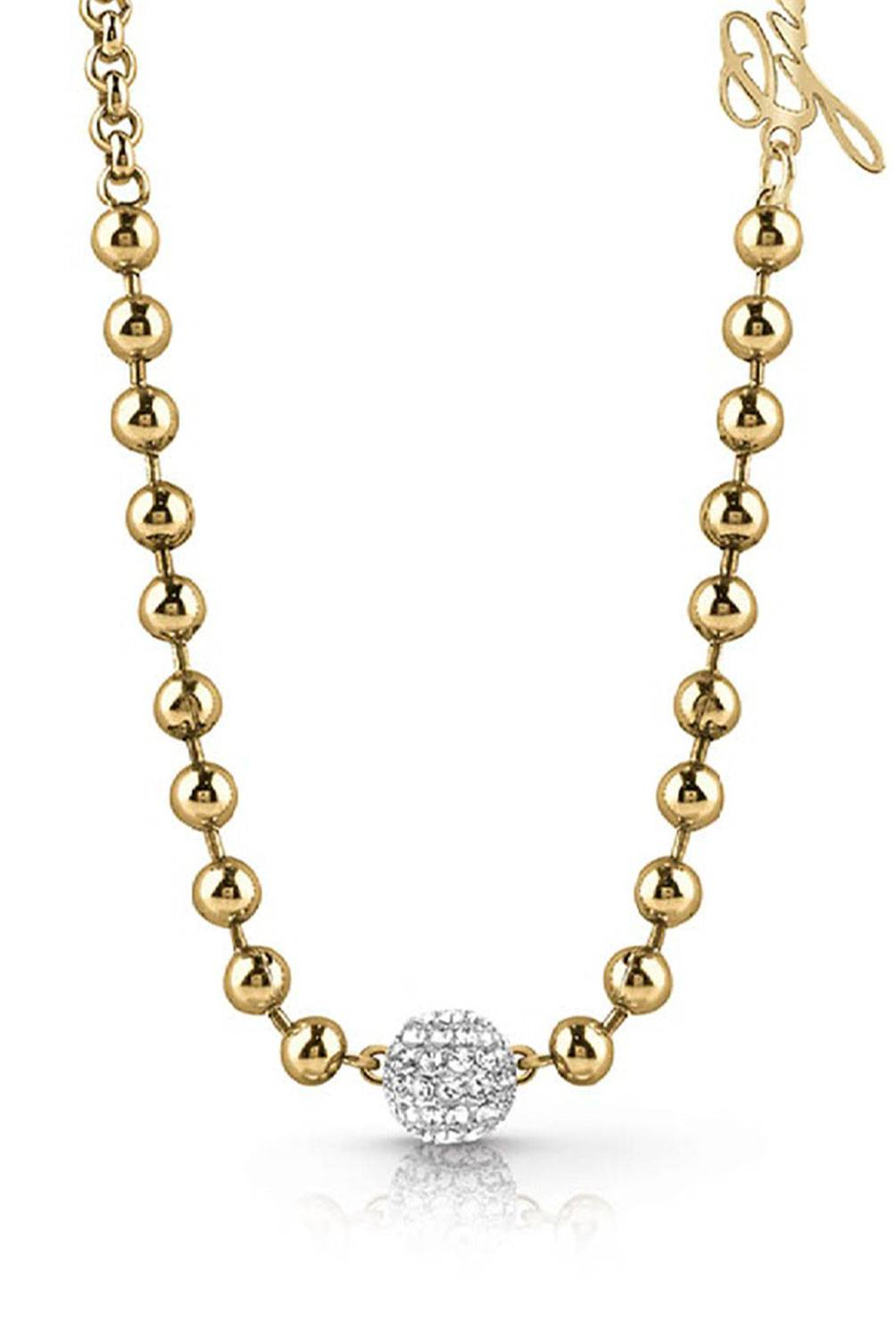 Guess - Collar Guess Pompom UBN78050