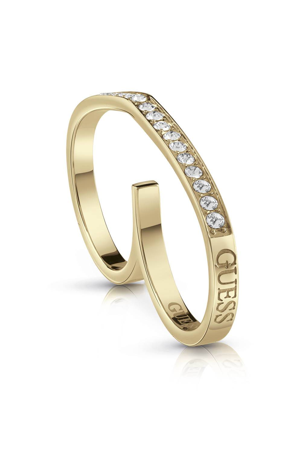 Guess - Anillo Guess Shine On Me UBR28004-54