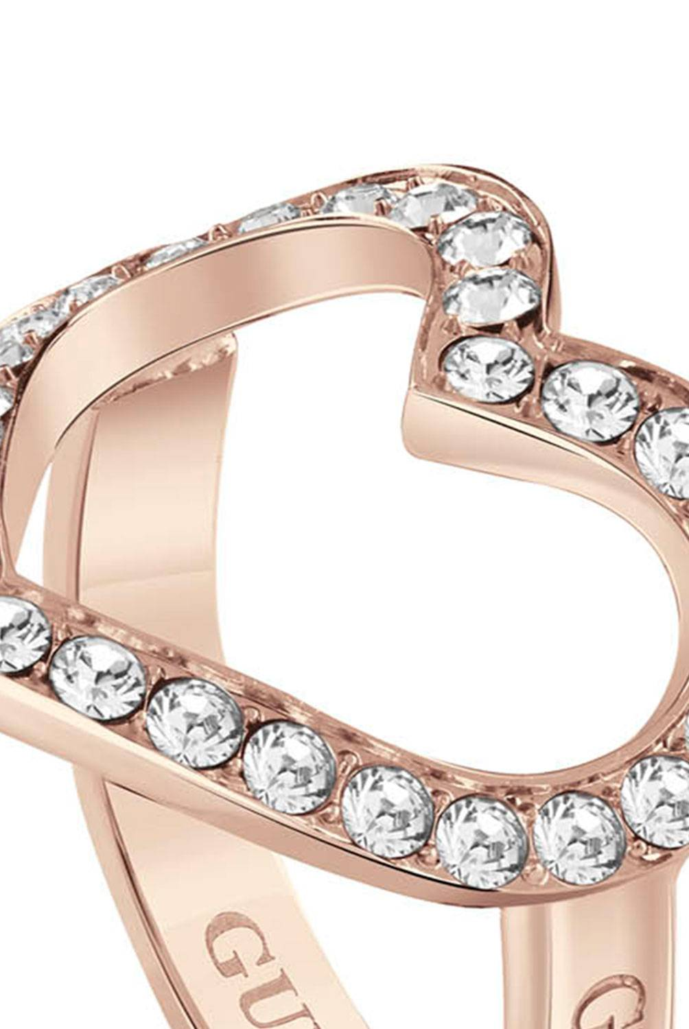 Guess - Anillo Guess Shine On Me UBR28002-54