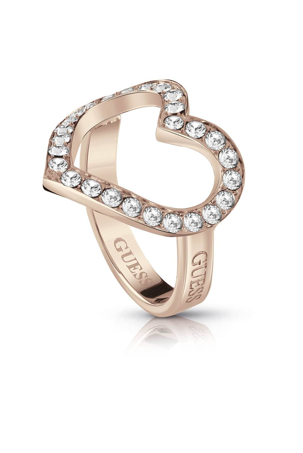 Guess - Anillo Guess Shine On Me UBR28002-56
