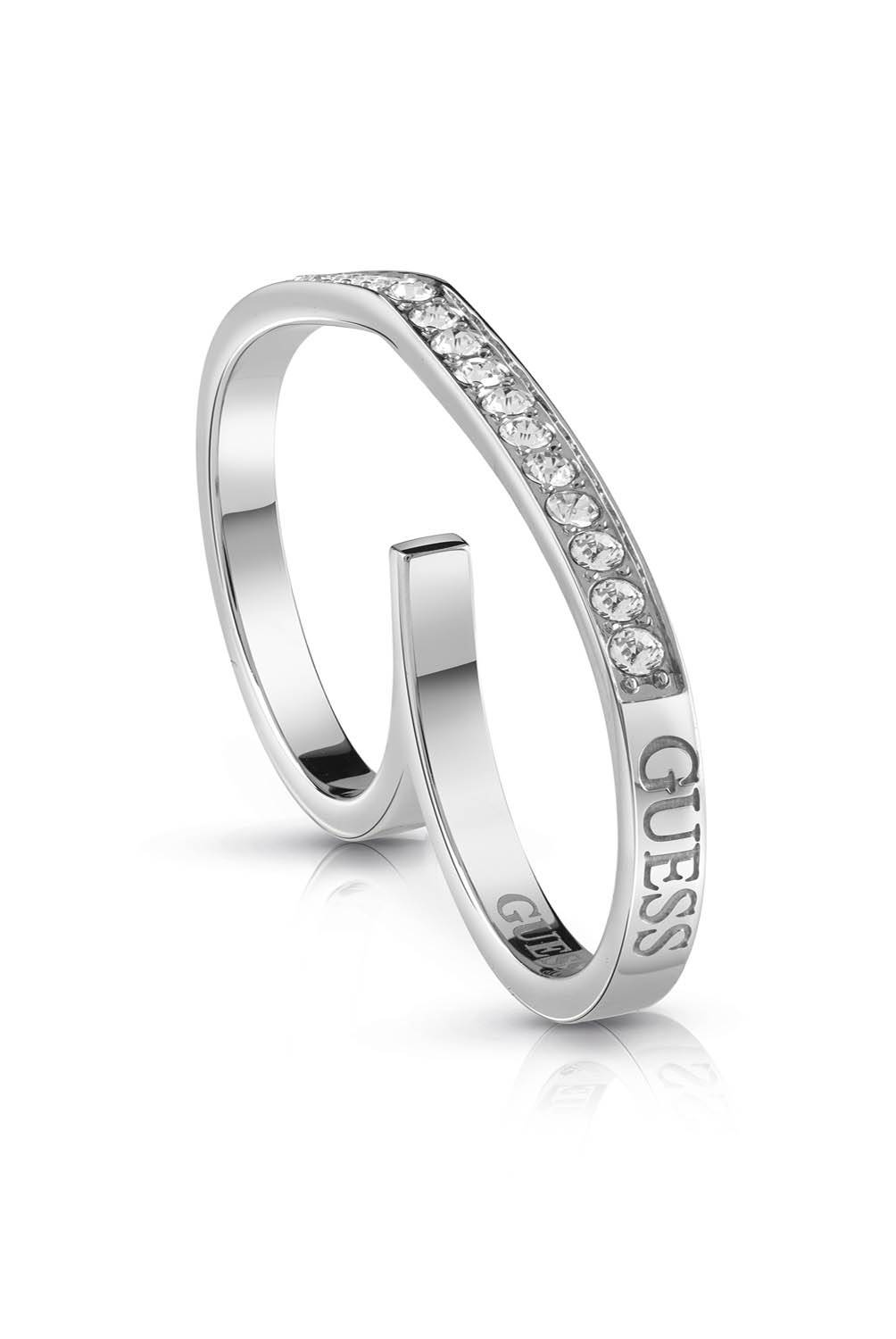 Guess - Anillo Guess Shine On Me UBR28003-54