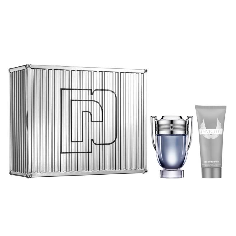 Paco Rabanne - Set de Perfume Paco Rabanne Invictus Hombre