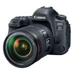 Canon - Cámara profesional Canon EOS 6D MK II 24 105 US