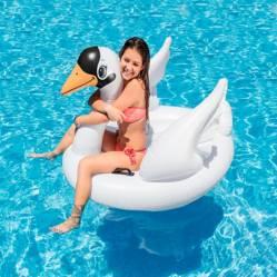 Intex - Flotador Cisne