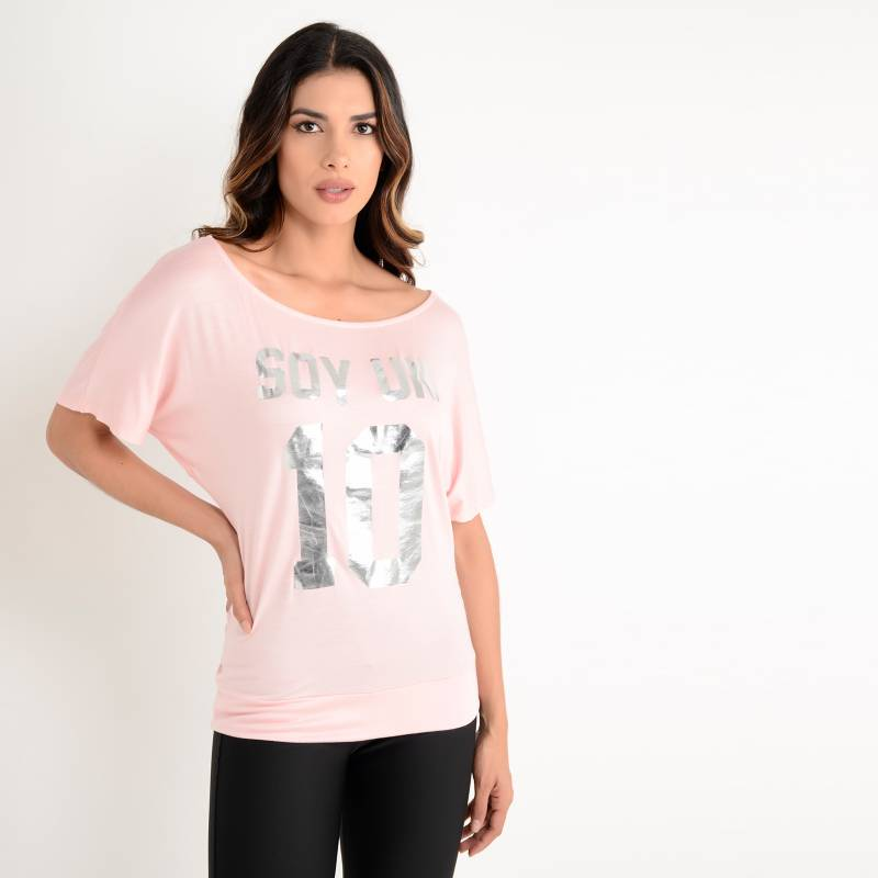 Mossimo - Camiseta Deportiva