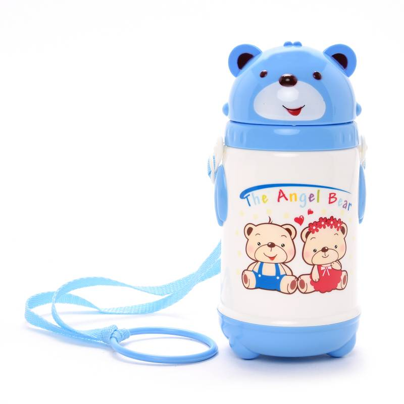 Alumar - Shaker Botella Infantil Azul