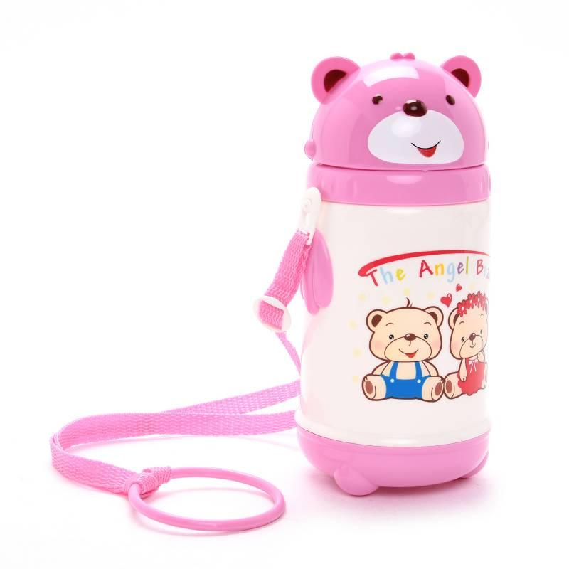Alumar - Shaker Botella Infantil Rosado