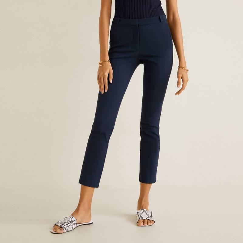 MNG - Pantalón Skinny Mujer MNG
