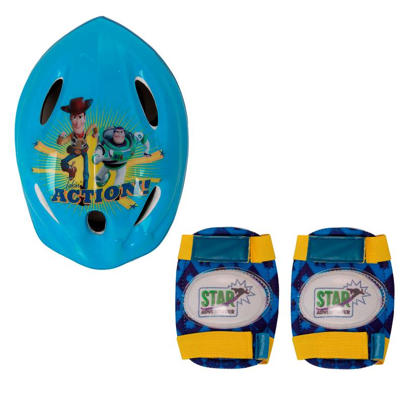 Toy Story - Set De Proteccion Toy Story Azul Talla M