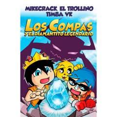 Editorial Planeta - Los Compas Y El Diamantino Legendario