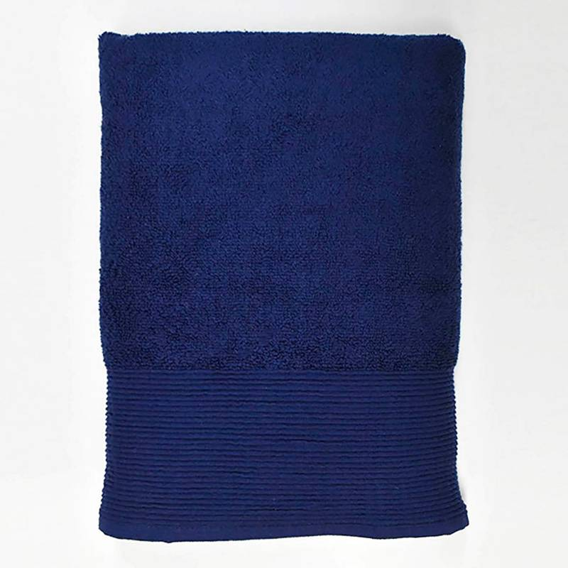 Telary - Toalla de Cuerpo 500 g Thome Azul 70 x 140 cm
